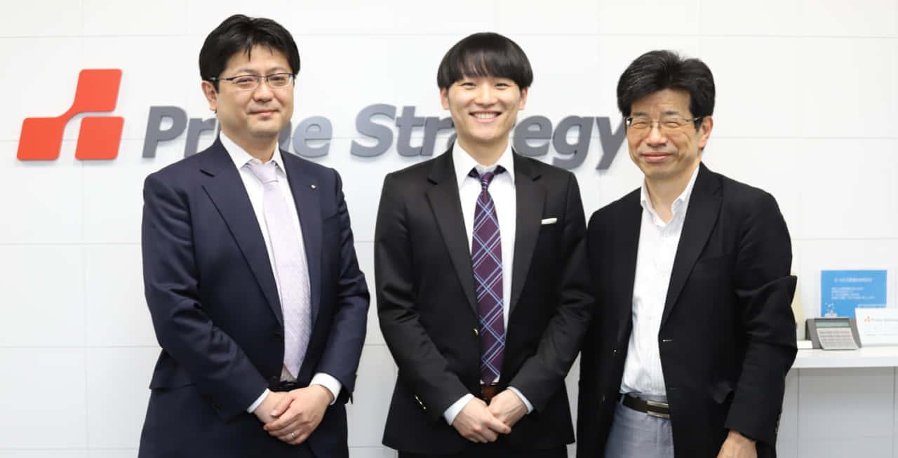 吉田行男顧問による社員インタビュー「高 奉均」編  ~アウトプットの多い若者として活躍~