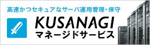 KUSANAGIマネージドサービス